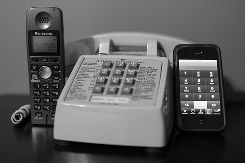 346/365: Phoning it In