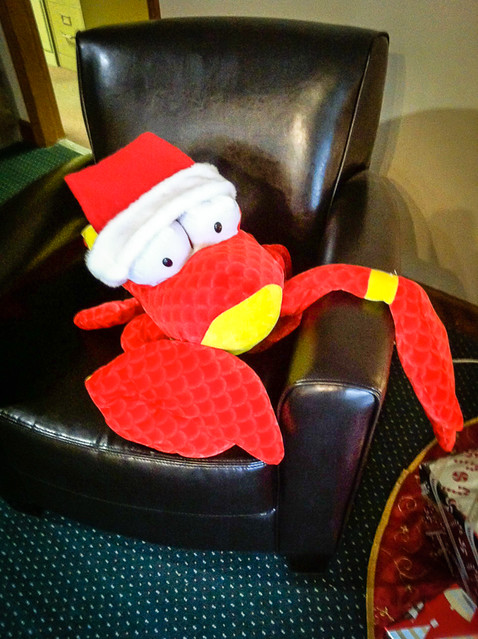 Christmas Lobster