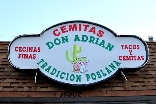 Cemitas Don Adrian - Van Nuys