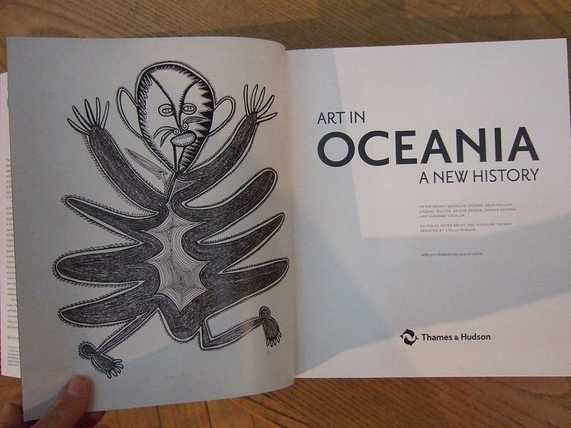 art in cambridge Oceania book 5