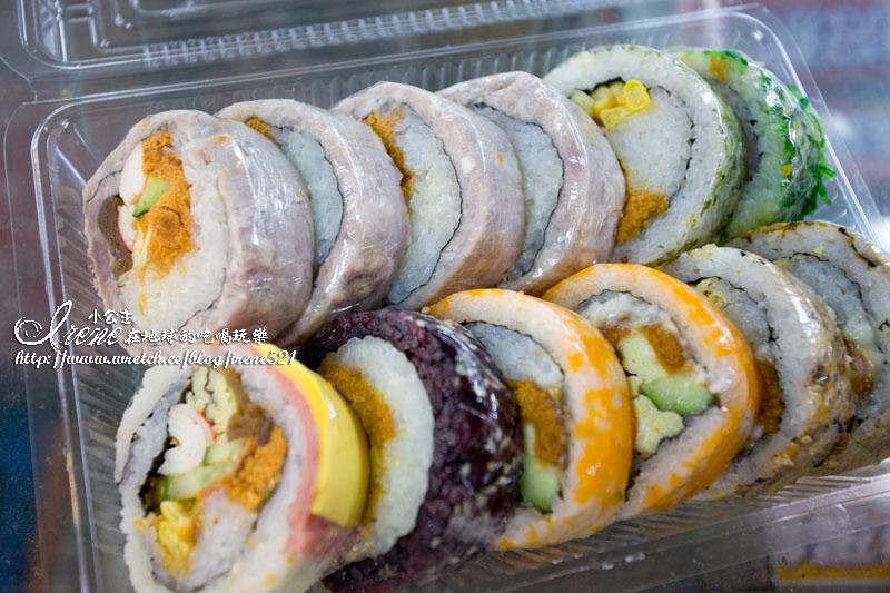 小丸子壽司