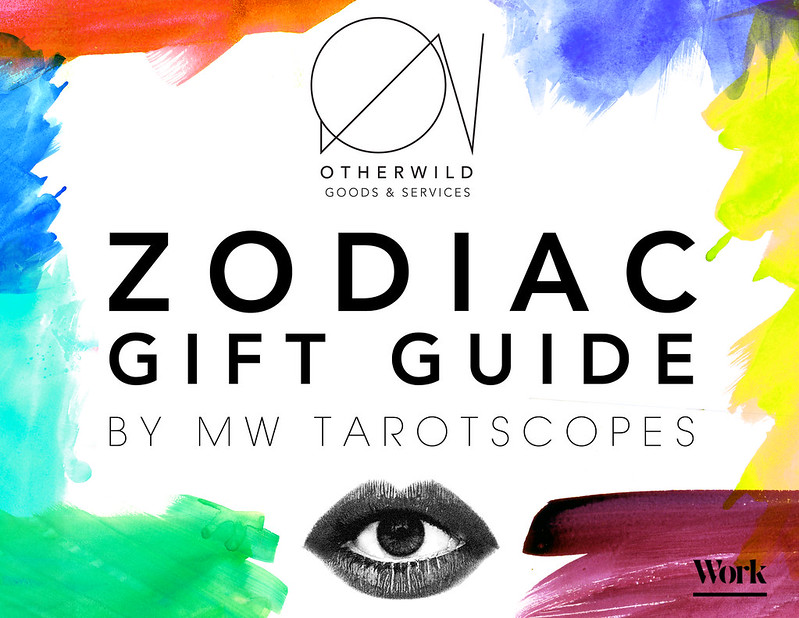 ZODIAC GIFT GUIDE Title_work