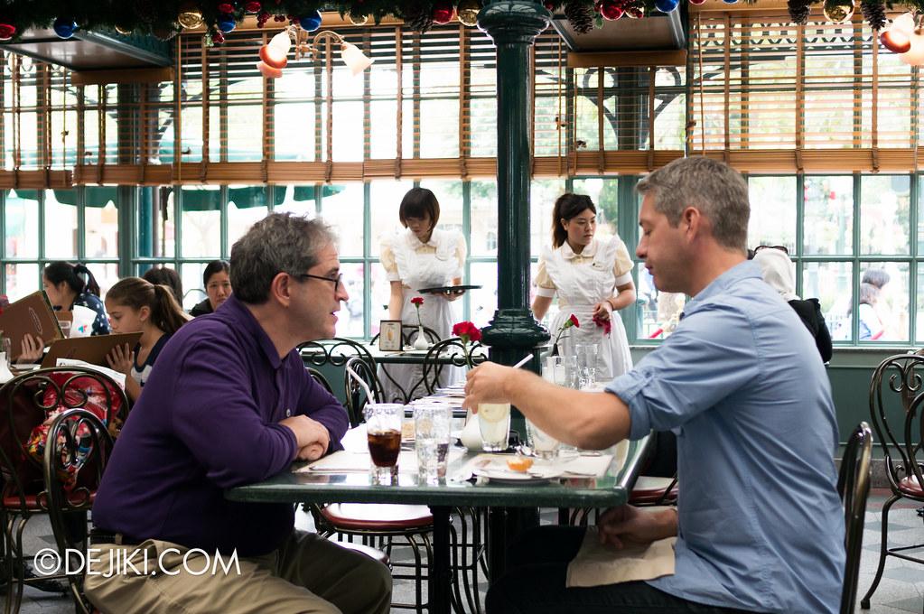 Corner Cafe - diners