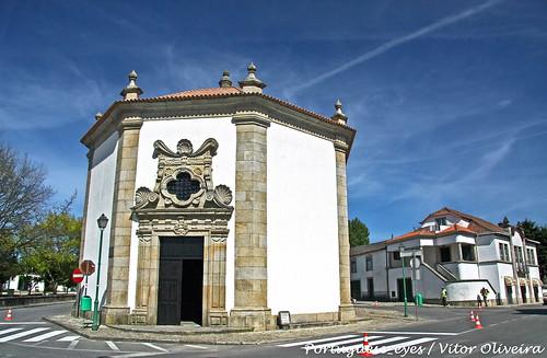 Capela do Senhor dos Milagres - Tábua - Portugal
