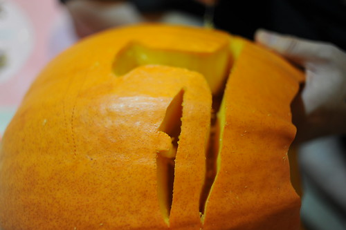 How to make a Jack o' Lantern