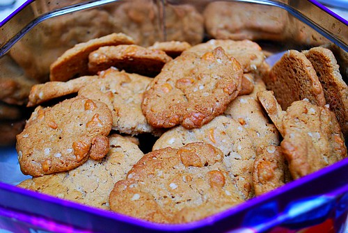 Butterscotch Crunch Cookies