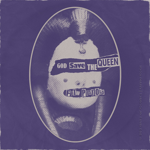 50/52 | God Save The Queen Album by egerbver