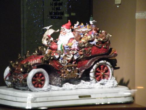 Santa's drive