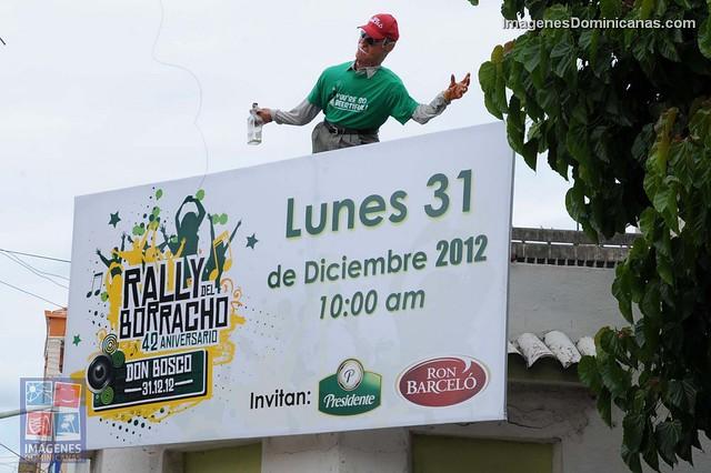 Rally del Borracho 2012