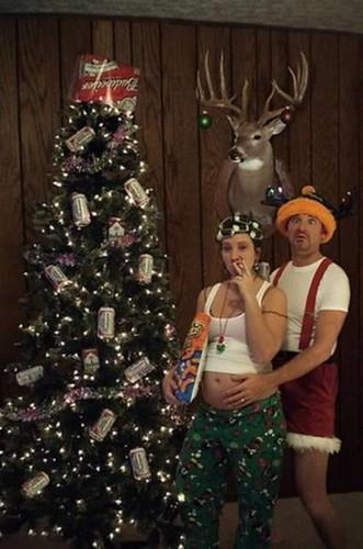 Awkward Christmas cards