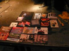 Bücherbühne bei textstrom Poetry Slam