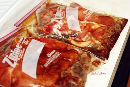 越式烤豬排 Vienamese Grilled Porkchop 6