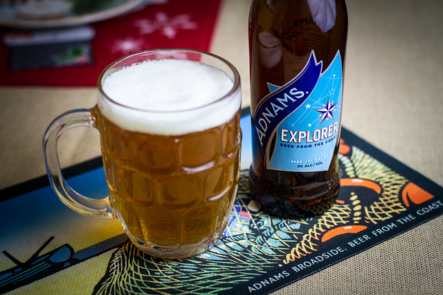 4 Beers to Christmas: Adnams Explorer