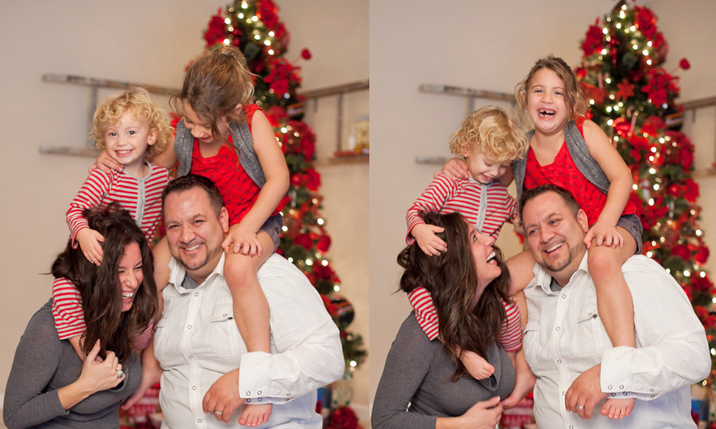 Christmas Outtakes