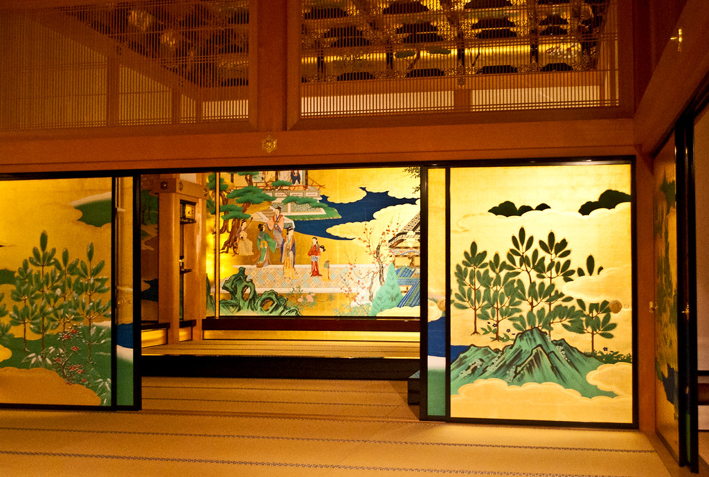 Kumamotojo Doors