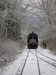 Lake Whatcom Railway