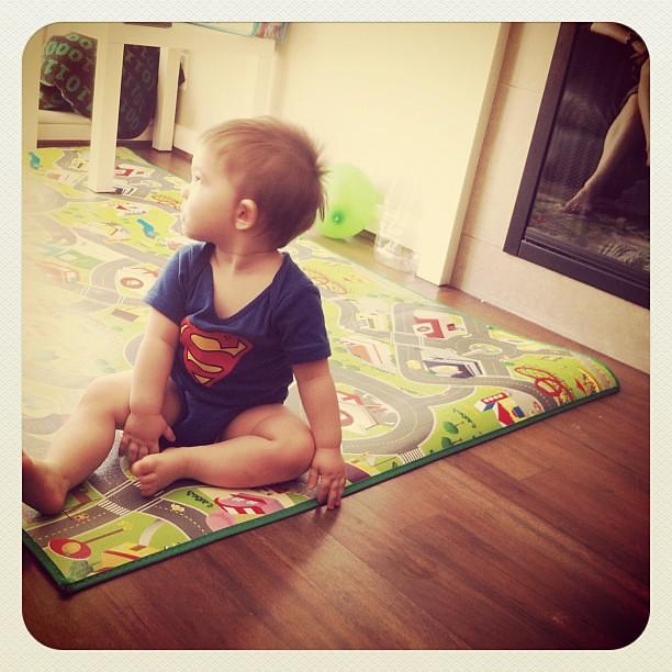@amandajfarough baby's 1st birthday \:D/