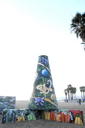 XMAs Venice Beach