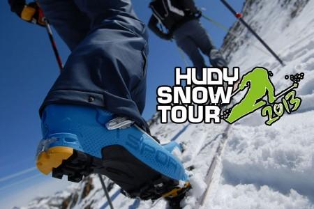 Skialp na talíři - Hudy SNOWtour