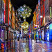 Carnaby Street Xmas Lights by Anatoleya