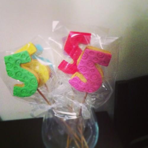 #fivecookies by l'atelier de ronitte