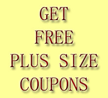 Plus Size Coupons