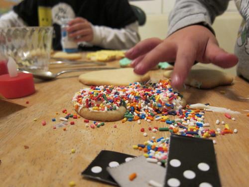 Finn's cookie