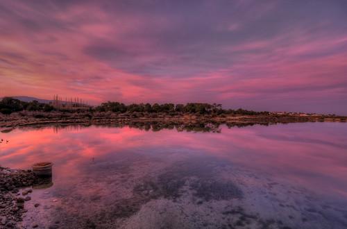 sunset seascape reflection portugal landscape paisagem algarve riaformosa 115 260 olhão pordesol quintademarim tokina1224dxii nikond5100 ©ruijorge9666
