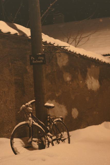 sykkel i nysne