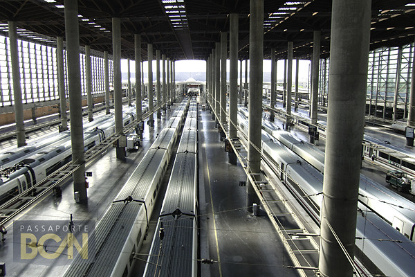 Estación de Atocha, Madri
