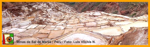MINAS DE SAL DE MARAS, PERÚ