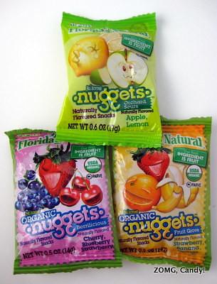 Florida's Natural Fruit Nuggets - Organic