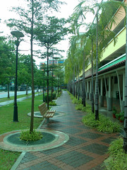 green neighborhood, Singapore (by: Jerry Wong/xcode, creative commons)