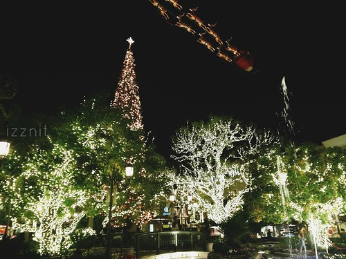 Christmas at the Grove