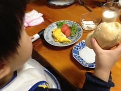 昼御飯 2012/12/30