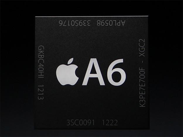 Samsung ya no fabricará los chips A6 de Apple