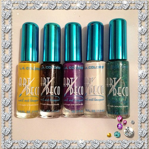 #nailpolish #artdeco