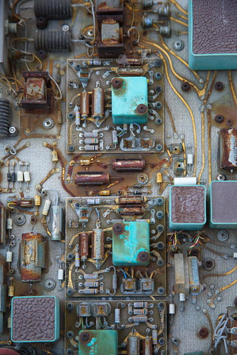 Circuit board by The Bacher Family