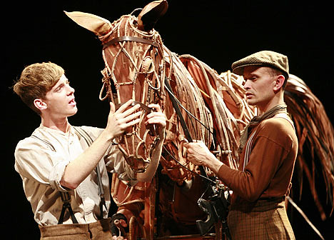 War Horse stage play
