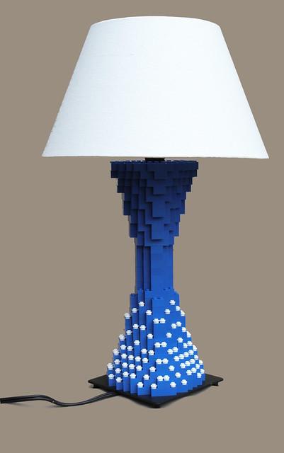 Lego Lamp Flickr Photo Sharing