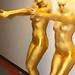 Goldfinger Bodypainting, Human Statue Bodyart