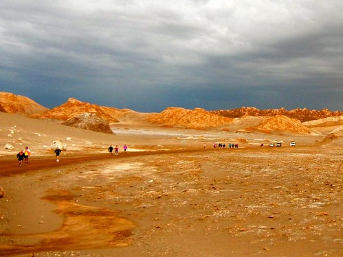 Atacama, Boston, Herzog, Londres y Nueva York algunos de los lugares que visitamos en 2012