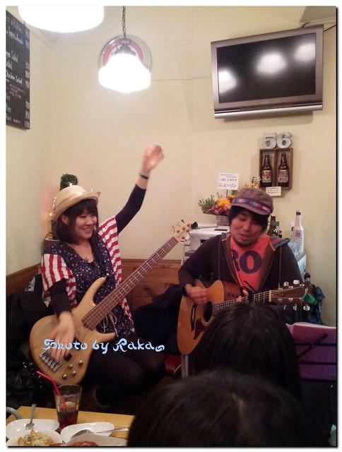 2012-12-17_ハンバーガーログブック_【外苑前】A&G DINER 2周年おめでとう!Sleepyhead Jaimieのライブも!-05