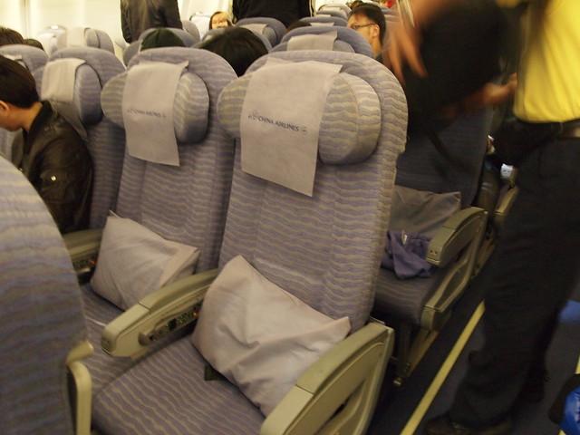 中華航空 2012.12.28.CI0923