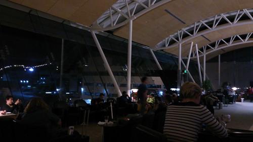AA Admirals Lounge @ LAX
