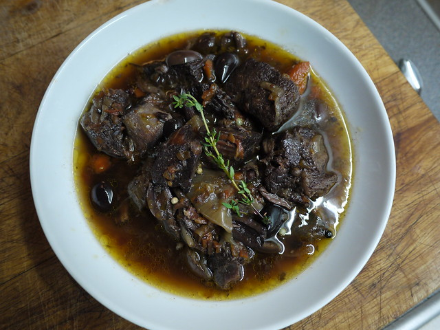 普羅旺斯式燉牛肉 (daube de boeuf)