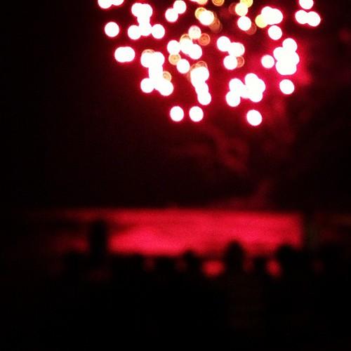 NYE Fireworks @ DY beach.