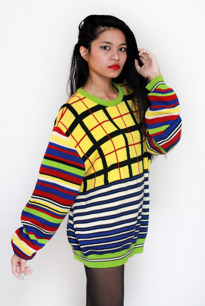 vintage gianni versace sweater by Tarte Vintage at shoptarte.com