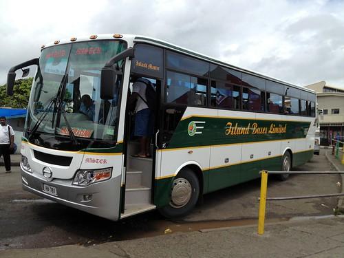 Island Buses Proteus HA781