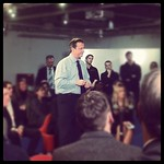 David Cameron: David Cameron hanging out at UCLan....